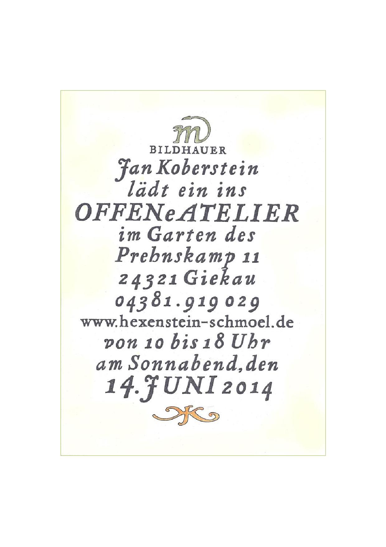 Koberstein_Einladung